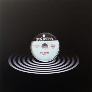 DJ Koze - XTC - PAMPA024 - PAMPA RECORDS