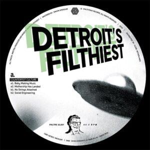 Detroit's Filthiest - Counterfeit Culture - PHLTRXXL001 - PHLTRXXL