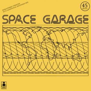 Space Garage - Space Garage (Reissue) - PRD1015 - PERIODICA RECORDS