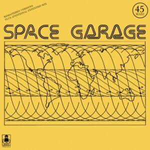 Space Garage - Space Garage (Reissue) - PRD1015 - PERIODICA RECORDS