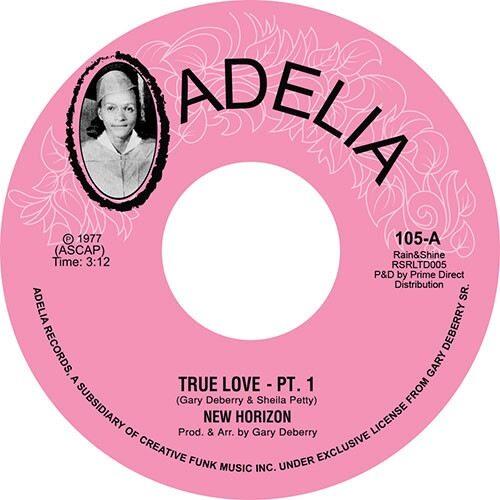 New Horizon - True Love (pt. 1 & 2) - RSRLTD005 - RAIN&SHINE