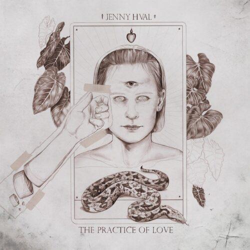 Jenny Hval - The Practice Of Love - SBR-229 - SACRED BONES