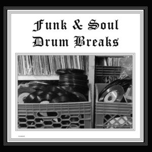 Various - Funk & Soul Drum Breaks - STTU001 - SOUL TO THE UNIVERSE