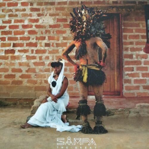 Sampa The Great - The Return - ZEN258 - NINJA TUNE