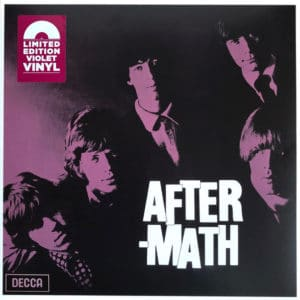 The Rolling Stones - Aftermath - 0018771860112 - ABKCO