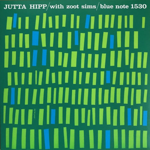 Jutta Hipp - Jutta Hipp With Zoot Sims - 0602508027710 - BLUE NOTE