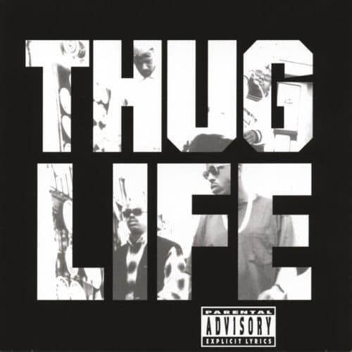 2pac - Thug Life Volume 1 - 0602577838286 - INTERSCOPE