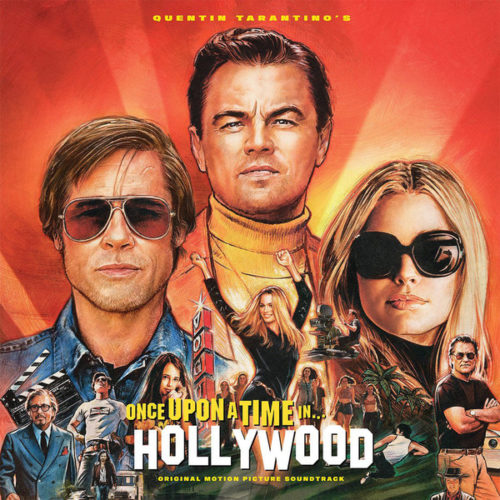 Various - Once Upon A Time In Hollywood - 190759819715 - COLUMBIA
