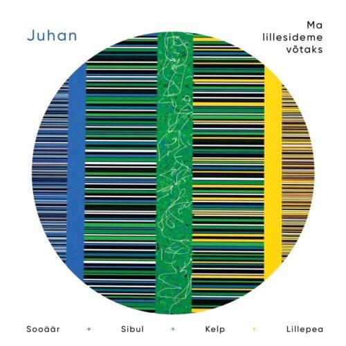 Juhan/Jaak Sooäär/Riho Sibul/Henno Kelp/Andrus Lillepea - Ma lillesideme võtaks - 47404473115287 - AVA MUUSIKA