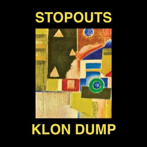 Stopouts/Klon Dump - Ahead Of Us / Do The Dump - ACOLOUR020 - A COLOURFUL STORM