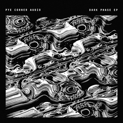 Pye Corner Audio - Dark Phase EP - AF025 - ANALOGICAL FORCE