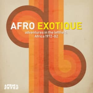 Various - Afro Exotique - Adventures In The Leftfield - ASVN064 - AFRICA SEVEN
