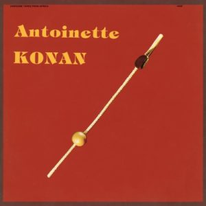 Antoinette Konan - Antoinette Konan - ATFA036LP - AWESOME TAPES OF AFRICA