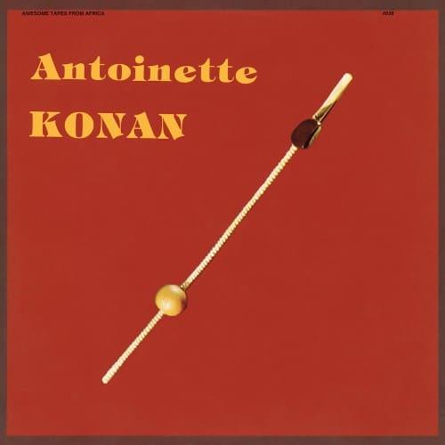 Antoinette Konan - Antoinette Konan - ATFA036LP - AWESOME TAPES OF AFRICA