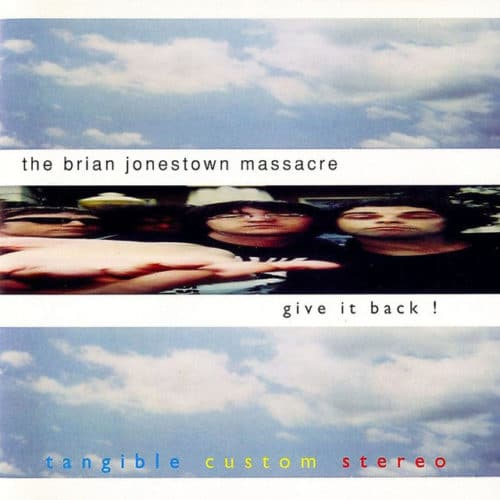 Brian Jonestown Massacre - Give It Back - AUK006LP - A RECORDINGS