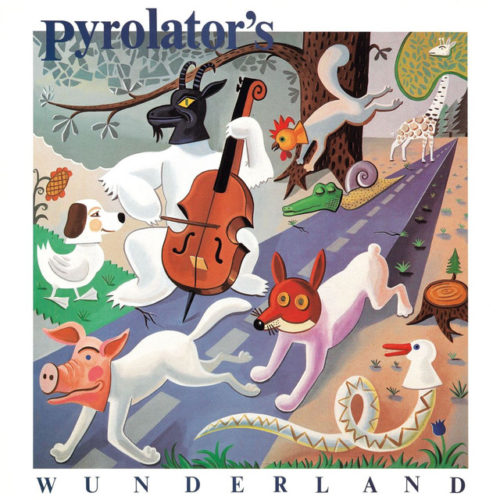 Pyrolator - Wunderland - BB159 - BUREAU B