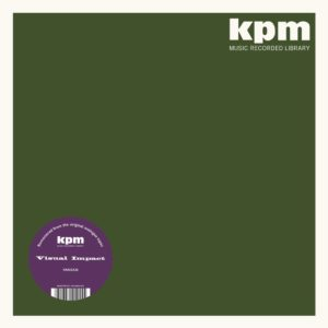 Various - Visual Impact - BEWITH071LP - BE WITH RECORDS