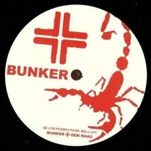 Legowelt - Pimpshifter - BUNKER3002 - BUNKER RECORDS 