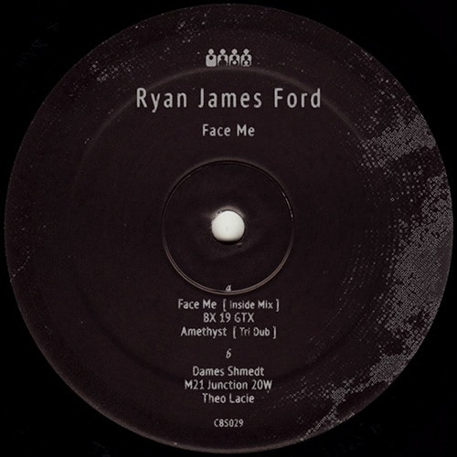 Ryan James Ford - Face Me - CBS029 - CLONE BASEMENT SERIES