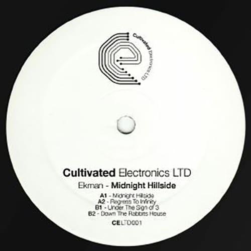 Ekman - Midnight Hillside - CELTD001 - CULTIVATED ELECTRONICS LTD 