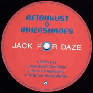 Betonkust/Innershades - Benelux Connection - CJFD33 - CLONE JACK FOR DAZE