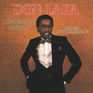 Don Laka - I Wanna Be Myself - COS029-LP - CULTURES OF SOUL