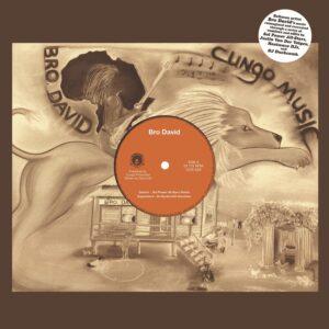 Bro David - Bro David Remixes - COS50912 - CULTURES OF SOUL