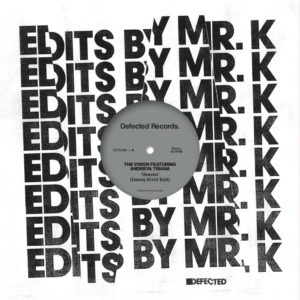 Danny Krivit/Mr. K - Edits by Mr K - DFTD584 - DEFECTED