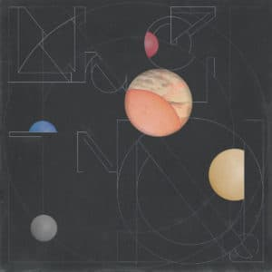 Steve Hauschildt - Nonlin (Liquid Mercury Vinyl) - GI346LP-C1 - Ghostly