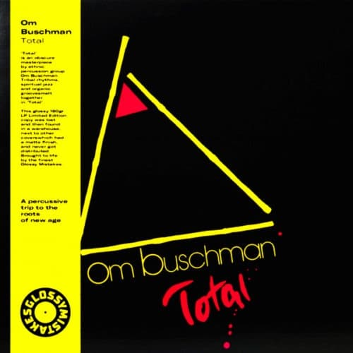 Om Buschman - Total - GLOSSY000 - GLOSSY MISTAKES