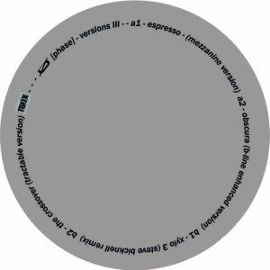 Ø [phase] - Versions III - PH453-3 - TOKEN