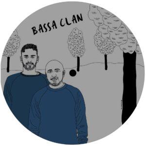 Bassa Clan - Caroline EP (Svoy Remix) - QV016 - QUALITY VIBE RECORDS