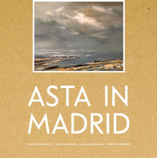 Asta In Madrid - Asta In Madrid - RRR001 - RIGA ROOM