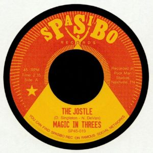 Magic In Trees - The Jostle - SP45-019 - SPASIBO RECORDS