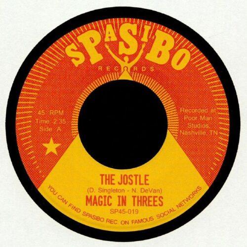 Magic In Trees - The Jostle - SP45-019 - SPASIBO RECORDS