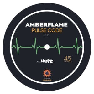 Amberflame - Pulse Code EP - THEOM026 - THEOMATIC