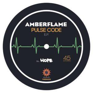 Amberflame - Pulse Code EP - THEOM026 - THEOMATIC