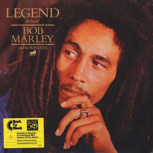 Bob Marley - Legend - 0600753030523 - ISLAND