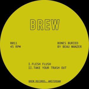 Beau Wanzer - BW011 - B011 - BREW