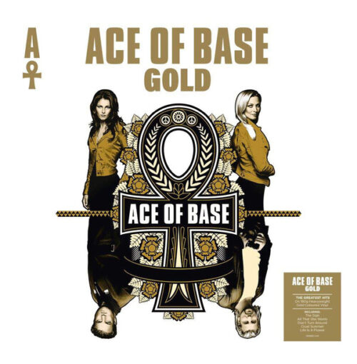 Ace of Base - Gold - DEMREC549 - DEMON RECORDS