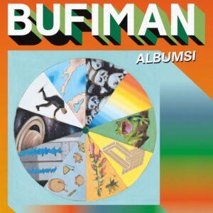 Wolf M?ller/Bufiman - Albumsi - DKMNTL074 - DEKMANTEL