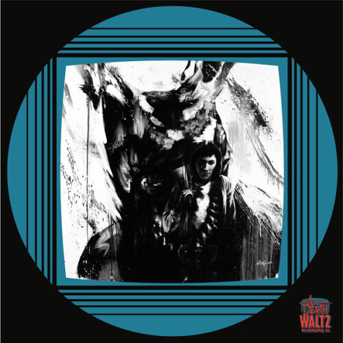 Michel Andrews - Donnie Darko - DW004 - DEATH WALTZ RECORDING COMPANY