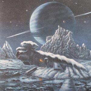 E.R.P. - Exomoon - FFLP002 - FORGOTTEN FUTURES