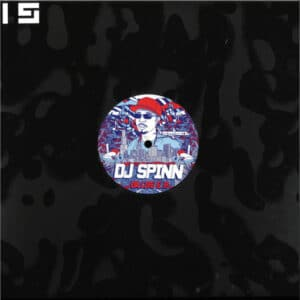 DJ Spinn - Da Life EP - HDB124 - HYPERDUB