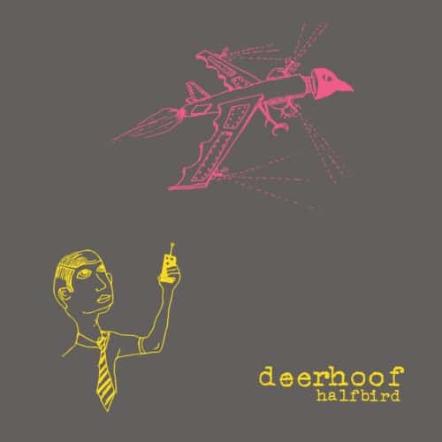 Deerhoof - Halfbird - JNR319 - JOYFUL NOISE