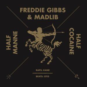 Freddie Gibbs & Madlib - Half Manne Half Cocaine - MMS033-12 - MADLIB INVAZION