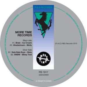 Various - R&S Presents More Time Records Vol 1 - RS1917 - R&S