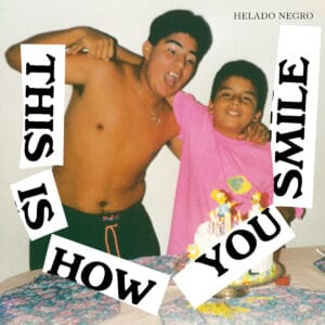 Helado Negro - This Is How You Smile - RVNGNL054LP - RVNG INTL