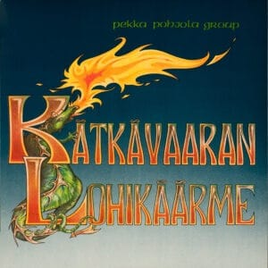 Pekka Pohjola Group - Kätkävaaran Lohikäärme - SRE354 - SVART