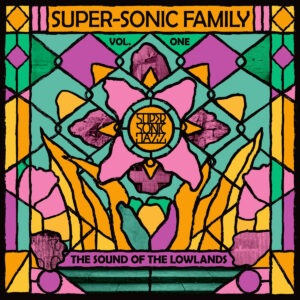 Various - Super-Sonic Family - SSJ08 - SUPER SONIC JAZZ